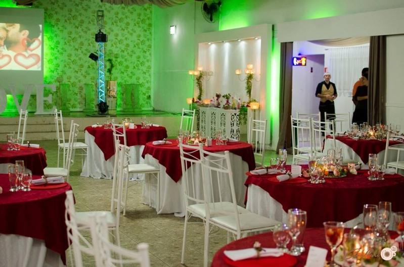 Buffet Casamento Jantar TERRA NOVA - Buffet para Casamento de Noite