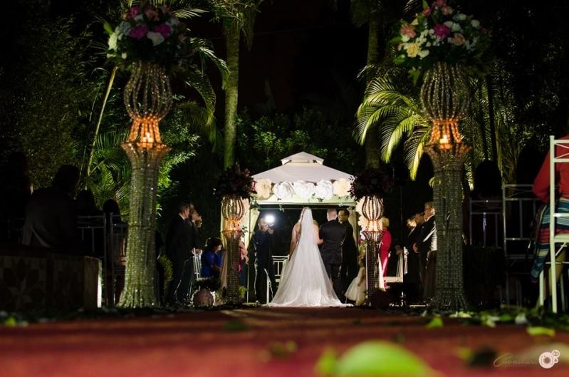 Buffet para Casamento de Noite Industrial - Buffet para Casamento a Domicílio