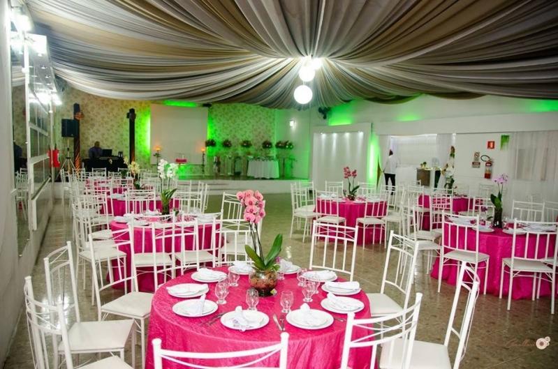 Buffets para Casamento Completo Vila Caminho do Mar - Buffet para Casamento de Noite