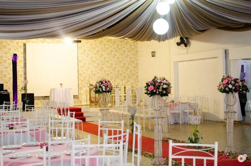 Onde Encontro Buffet para Casamento Completo Vila Dayse - Buffet para Casamento de Noite