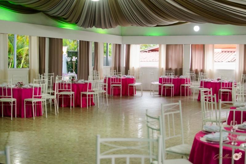 Preço de Espaço para Festa de Debutante Alvarenga - Espaço para Festa de Bodas