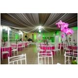 aluguel de espaço para evento e festa Parque das Orquídeas