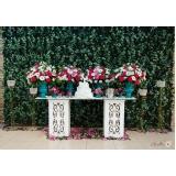 buffet casamento de dia preço Jardim Telma
