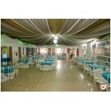 buffet e espaço para festa de debutante Montanhão