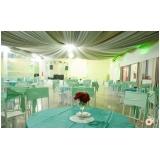 buffet festa para debutante preços Jardim Hollywood