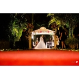 buffet para casamento de churrasco preço Alves Dias