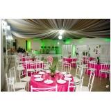buffet para casamento de noite preço Parque das Orquídeas