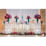buffet para debutante preços Cerâmica