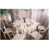 buffets para casamento almoço Parque das Orquídeas