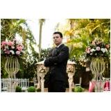 cotação para festa de casamento a tarde Vila Dayse
