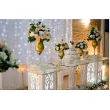 cotação para festa de casamento de luxo Parque Anchieta