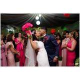 cotação para festa de casamento para 150 pessoas Jardim Telma