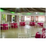 endereço de buffet completo de debutante Vila Gonçalves