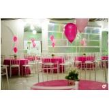 endereço de buffet completo para festa de aniversário Nova Petrópolis