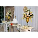 espaço para festa de bodas preço Parque Anchieta