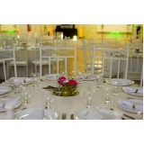 espaço para festa de casamento Santos