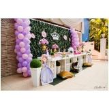 espaço para festa de aniversário