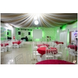 espaço para festas de empresa Diadema