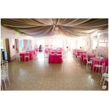 festa de casamento a tarde Cooperativa