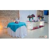 festa de casamento buffet orçamento Cerâmica