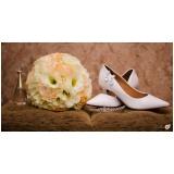 festa de casamento simples Farina