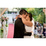 festas de casamento a tarde Jardim Telma