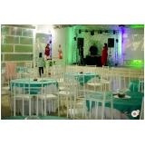 festas de casamento para 50 pessoas Taboão
