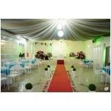 festas de casamento pequena Parque Anchieta