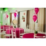 preço de espaço para festa de aniversário Paulicéia