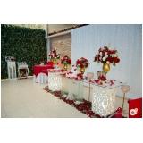 preço de espaço para festa de casamento Centro