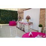 quanto custa buffet casamento de dia Jardim Hollywood