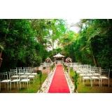 quanto custa buffet para casamento ao ar livre Vila Dayse