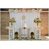 valores de espaço para festa de bodas Anchieta
