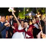 valores de espaço para festa de casamento Jardim Hollywood